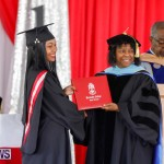 Bermuda College Graduation Commencement Ceremony, May 17 2018-5651