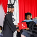 Bermuda College Graduation Commencement Ceremony, May 17 2018-5668