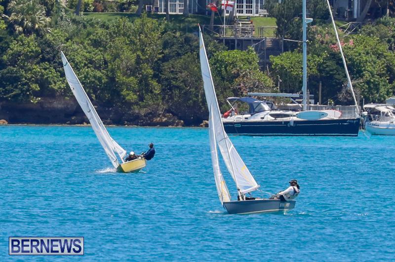 Comet Class Racing St George's Bermuda, May 27 2018-7139