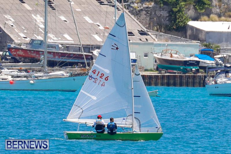 Comet Class Racing St George's Bermuda, May 27 2018-7143
