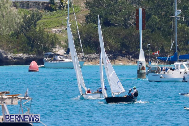 Comet Class Racing St George's Bermuda, May 27 2018-7152