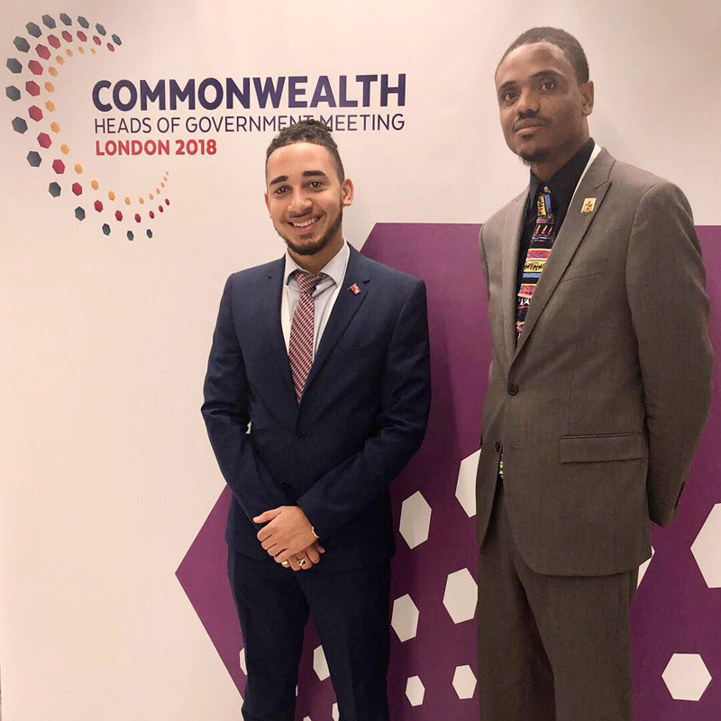 Commonwealth Youth Forum Bermuda May 13 2018