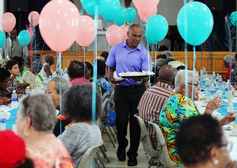 Corrections Week Seniors Tea Bermuda May 29 2018 (1)