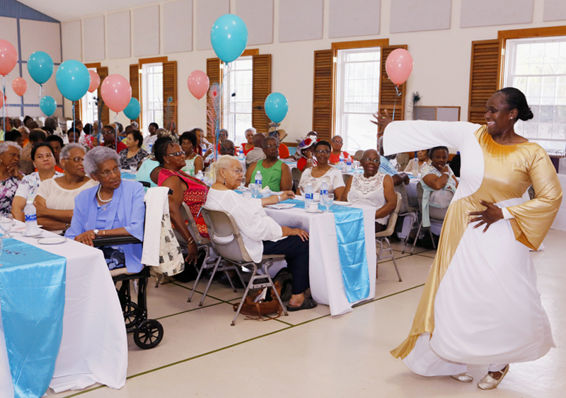 Corrections Week Seniors Tea Bermuda May 29 2018 (3)