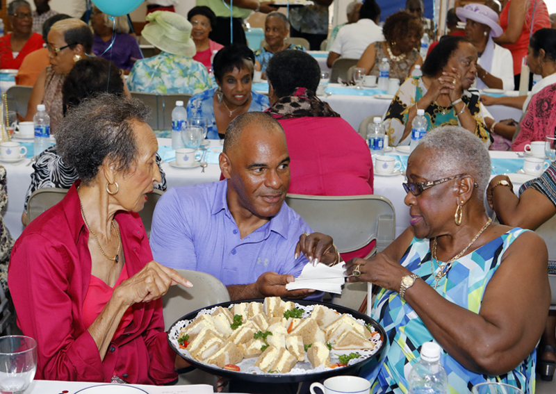 Corrections Week Seniors Tea Bermuda May 29 2018 (5)