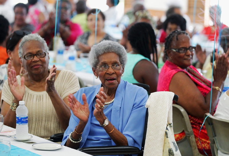 Corrections Week Seniors Tea Bermuda May 29 2018 (8)