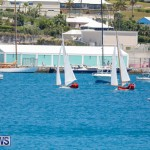 Dinghy Racing St George's Bermuda, May 27 2018-6941