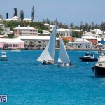 Dinghy Racing St George's Bermuda, May 27 2018-7001