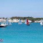 Dinghy Racing St George's Bermuda, May 27 2018-7003