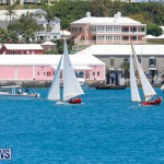 Dinghy Racing St George's Bermuda, May 27 2018-7058