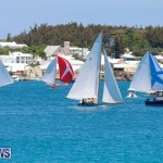Dinghy Racing St George's Bermuda, May 27 2018-7123