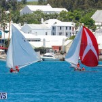 Dinghy Racing St George's Bermuda, May 27 2018-7128