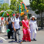 Filipino Community Host Flores de Mayo & Santacruzan Bermuda, May 27 2018-7261