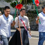 Filipino Community Host Flores de Mayo & Santacruzan Bermuda, May 27 2018-7298