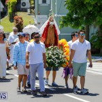 Filipino Community Host Flores de Mayo & Santacruzan Bermuda, May 27 2018-b-7438