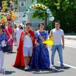 Filipino Community Host Flores de Mayo & Santacruzan Bermuda, May 27 2018-b-7454