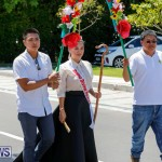 Filipino Community Host Flores de Mayo & Santacruzan Bermuda, May 27 2018-b-7501