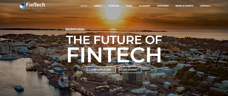 Fintech Bermuda May 11 2018