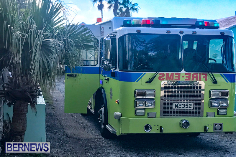 Fire Truck Rosemont Avenue Bermuda, May 20 2018-2-3