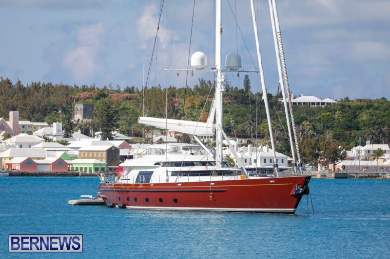 Georgia Super Yacht Bermuda, May 20 2018-7608