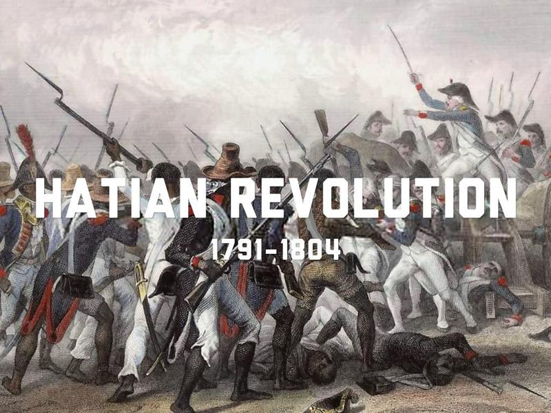 Haiti Revoluton