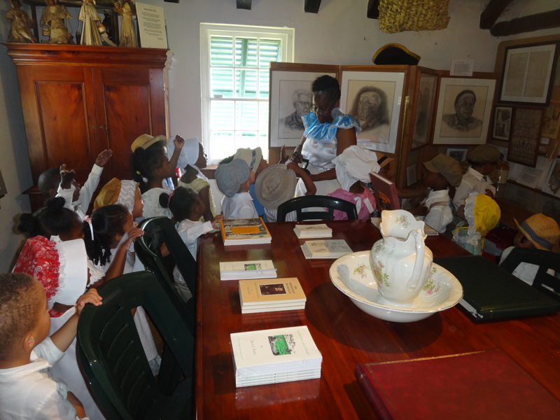 Heritage day at Carter House Bermuda May 30 2018 (7)