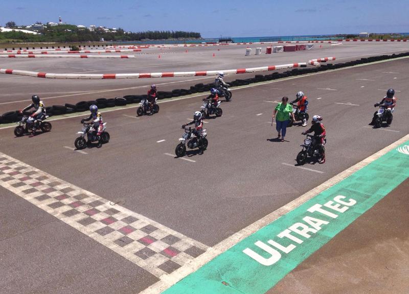 Motorcycle Circuit Racing Bermuda May 27 2018