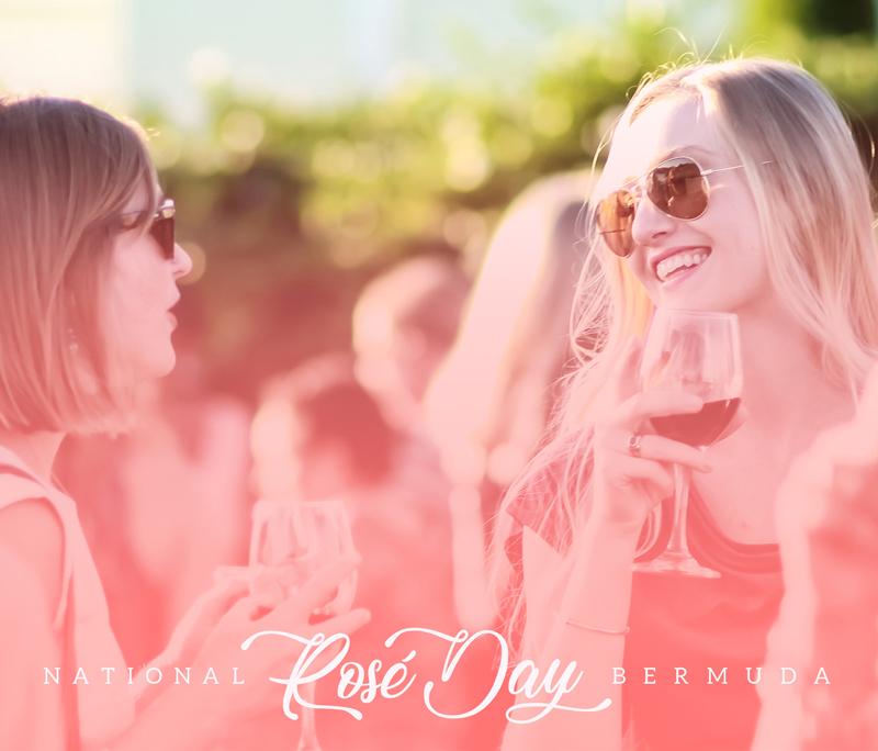 National Rosé Day Bermuda May 2018