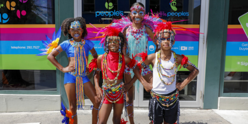 Video Nova Mas Kiddie Carnival Costumes Bernews