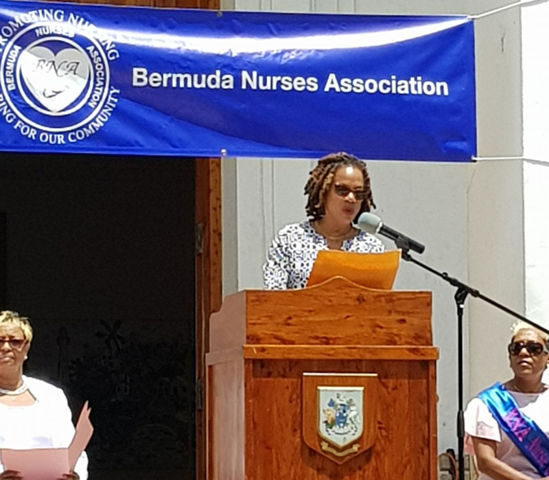 Nurses Proclamation Bermuda May 10 2018 (11)