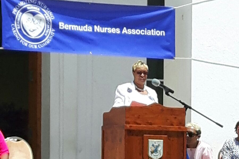 Nurses Proclamation Bermuda May 10 2018 (5)