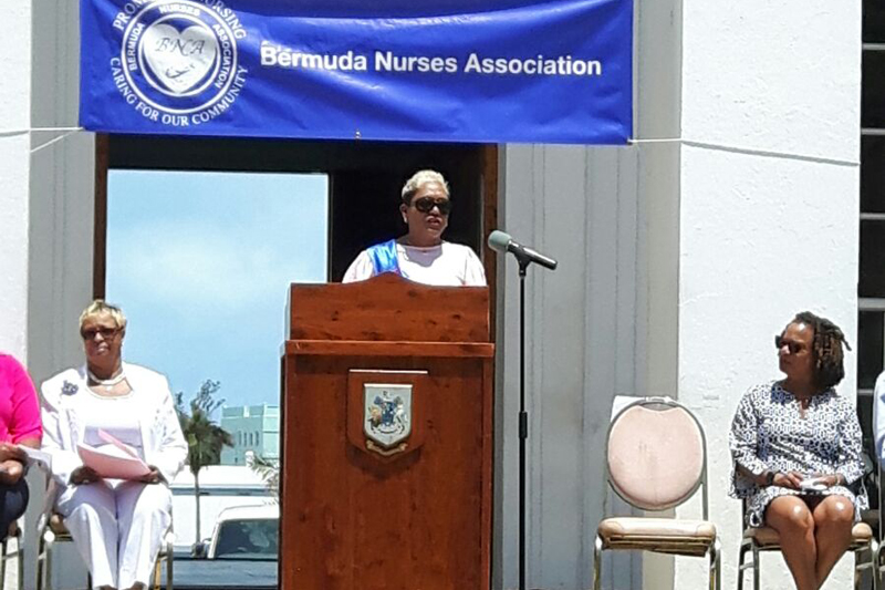Nurses Proclamation Bermuda May 10 2018 (7)