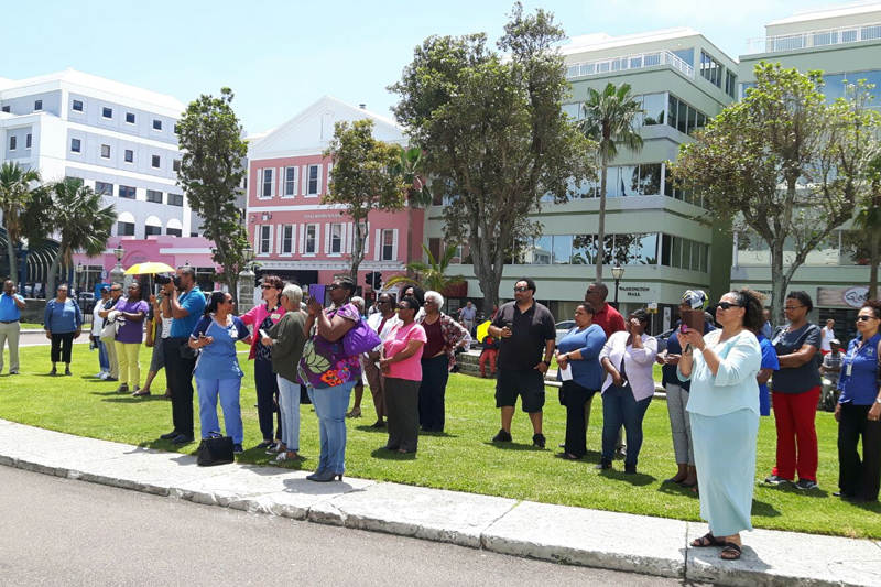 Nurses Proclamation Bermuda May 10 2018 (8)