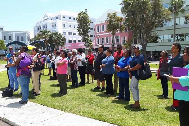 Nurses Proclamation Bermuda May 10 2018 (9)