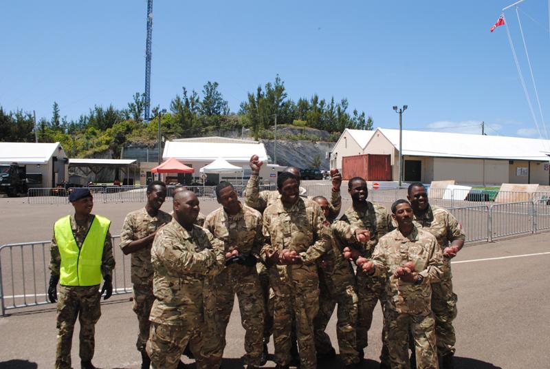 Royal Bermuda Regiment May 2 2018 (3)