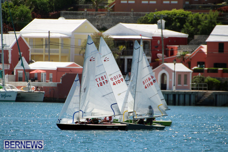 Sailing-Small-Boats-Comet-Race-Bermuda-2018-4
