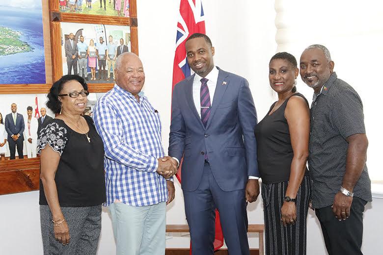 St Kitts & Nevis Bermuda May 30 2018 (2)