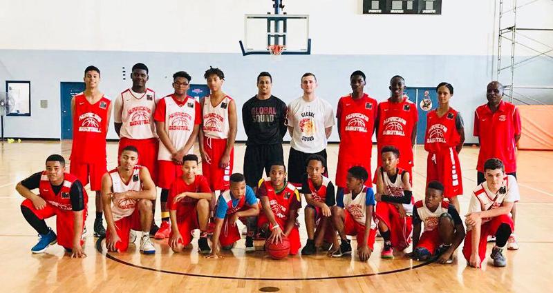 Team Hurricane Skills Camp Bermuda May 2018 (1)