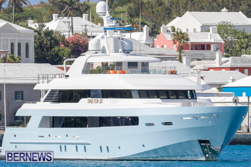 Time For Us Super Yacht Bermuda, May 20 2018-7595
