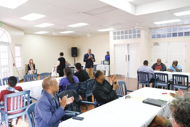 Town Hall Meeting Bermud May 2018 (1)