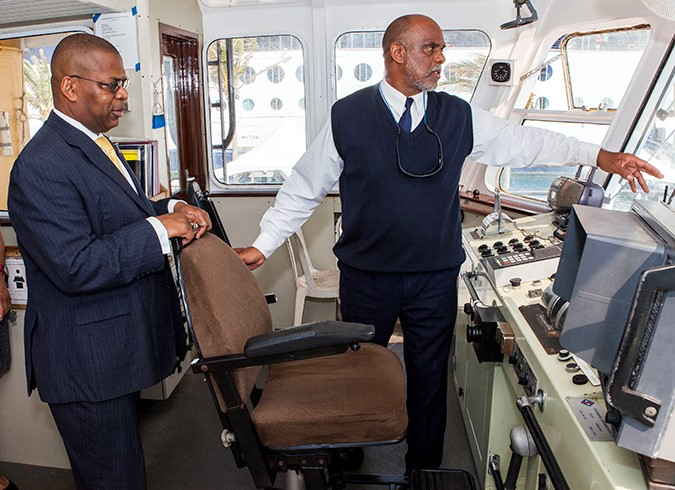 Transport Minister Bermuda May 15 2018 (4)