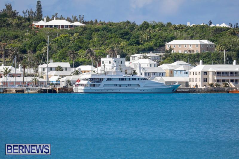 Vixit Super Yacht Bermuda, May 20 2018-7624