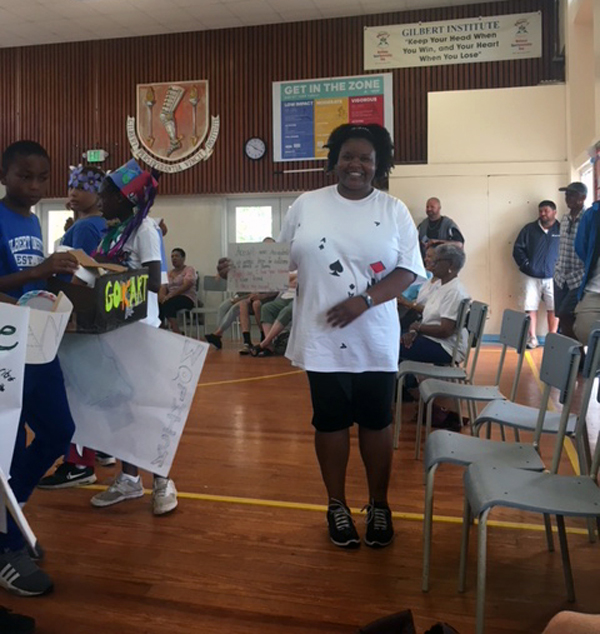 Word Parade At Gilbert Institute Primary School  Bermuda May 28 2018 (4)