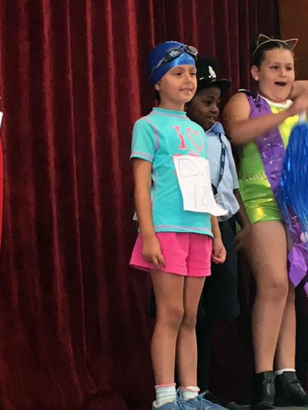 Word Parade At Gilbert Institute Primary School  Bermuda May 28 2018 (5)