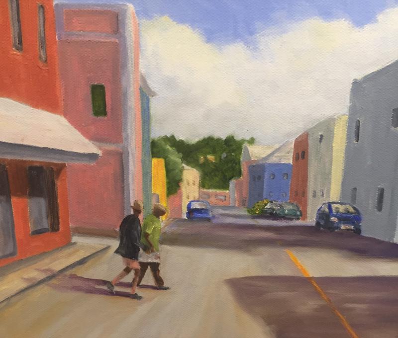 York Street, St. George's