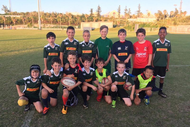Youth Team Bermuda May 15 2018 (2)