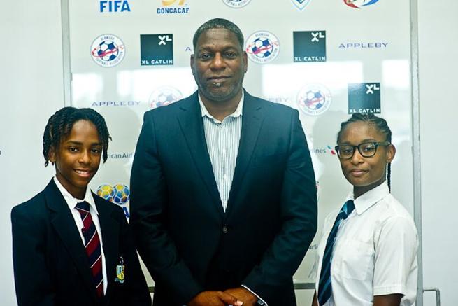 football Bermuda May 10 2018