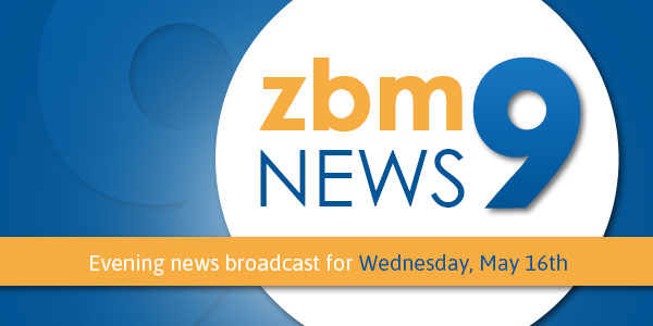 zbm 9 news Bermuda May 16 2018 tc