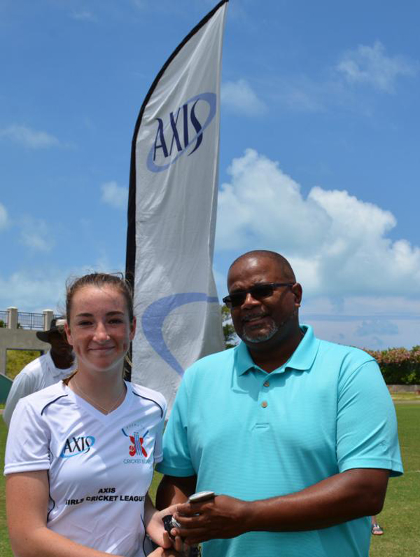 Axis Girls Middle School Cricket Bermuda June 2018 (3)