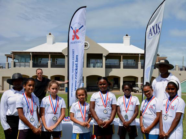Axis Girls Primary Cricket Bermuda June 2018 (2)